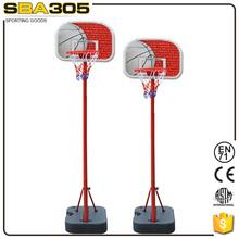 kid indoor/outdoor hydraulic basketball system