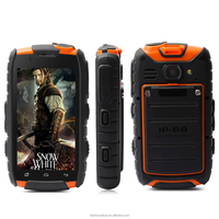 Best 4.0inch outdoor android 4.2 dual sim mobile cell phone rugged smartphone