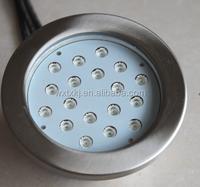 LED Residential Lighting: IP68 underwater fountain floodlight/ Aluminum led light