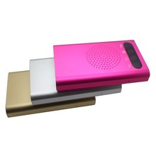 Bluetooth speaker bank bank 5200mah support the TF card and Hands-free calling