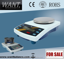 6000g 0.01g electronic weighing scale for laboratory