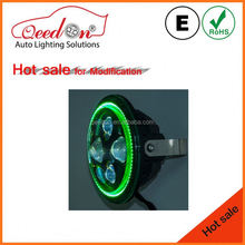 Qeedon 2015 updated emark dot black and pink led dynamo working light