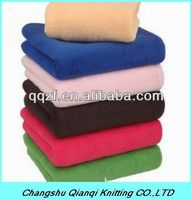 Promotion microfiber towel for beach gift
