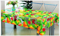 pvc film sheet clear plastic table cover