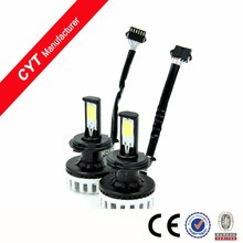 New 32W 9/32V H4 Super bright White COB LED Car lights Headlamp Auto LED Headlight System