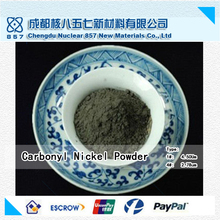 China factory outlet high purity carbonly series of nickle powder