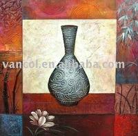 Custom hot sale easy canvas paintings, simple canvas paintings