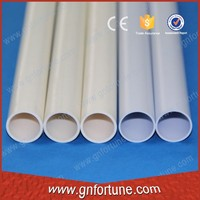 Full Size Decorative Plastic Electric PVC Tube with Best Price