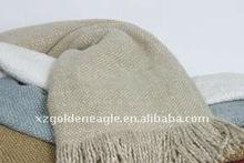Professional Men's Silk Fleece scarfl throw