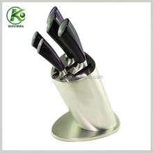 Durable hollow handle 440c stainless steel kitchen knife
