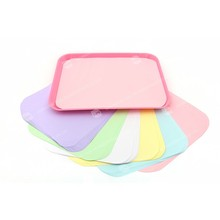 HN dental well glued water holding disposable dental paper tray cover