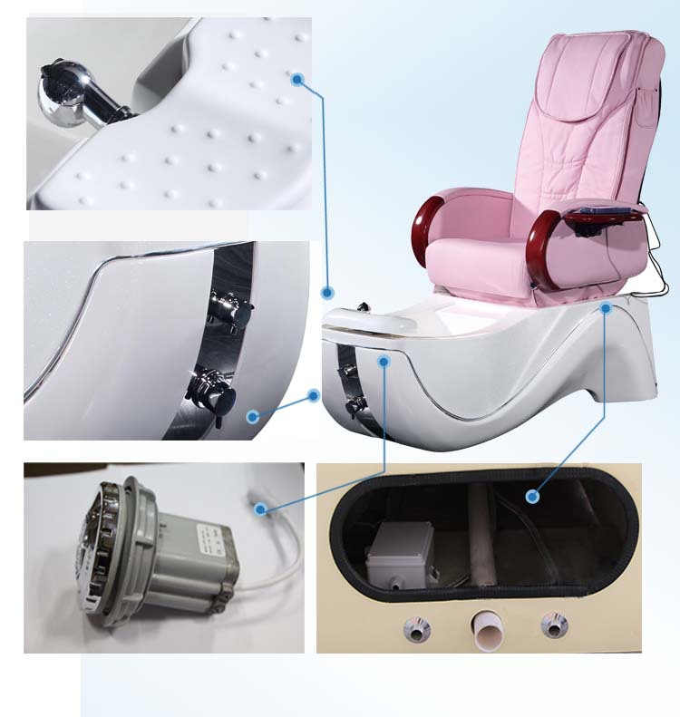 salon chair footrest 2