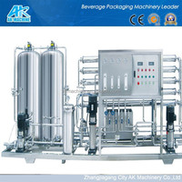 China Market RO water treatment plant/ reverse osmosis system