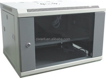 600*450mm 19 inch single section wall cabinet