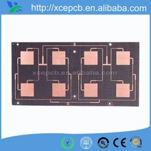 Advanced automotive pcb pedestrian warning pcb board with Taconic high thermal conductivity laminates