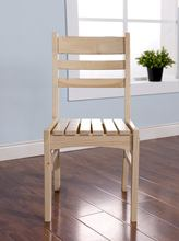 2015 modern fashion furniture pine study chair
