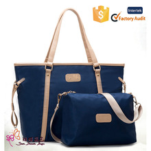 hottest selling trendy nylon tote bag travel tote bag ladies bag