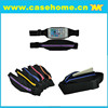 Lycra sport Waist Bag Mobile Phone Storage Sports Bag,running waist bag for iPhone with view window