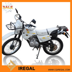New Model Off Road Zhejiang Automatic Gear Motorcycle