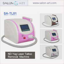 Tattoo,eyeline,lip line removal system Q Switch ND Yag Laser Tattoo Removal
