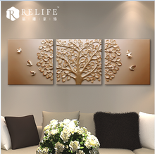 3D famous sunflower paintings, indian buddha oil paintings, natural landscape painting