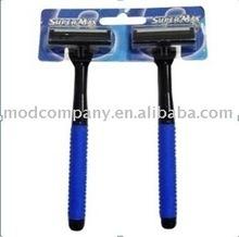 disposable triple blade razor for businessman