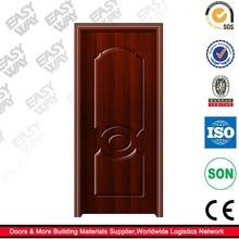 2015 Top Design Laminated Flush doors Melamine cabinet doors for Promotion