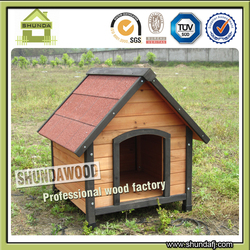 SDD08 Waterproof Wooden Dog House Outdoor Use