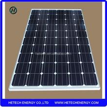 High efficiency 250w mono fotovoltaic solar panel