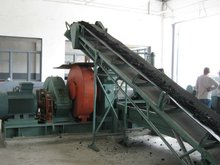 waste tyre recycling line/machine/machiery