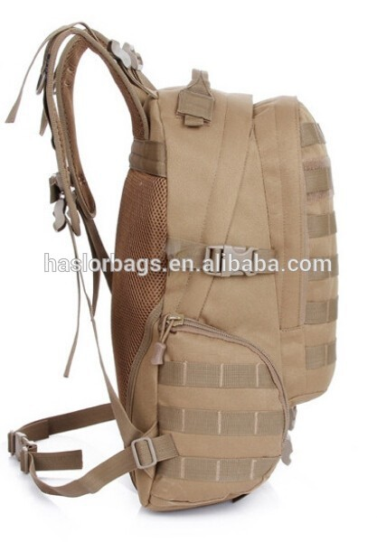 Canvas popular backpack custom for teenagers