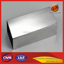 Looking for agent! YFY stainless steel pipe / tube 201 304 316 430