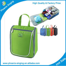 High Quality Luggage Fashion Cosmetic Leather Handbags