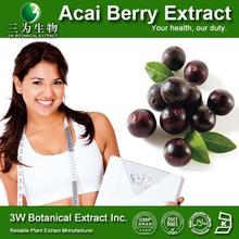 100% Natural Acai Berry Powder ,Acai Fruit Extract ,Acai Extract 10 1
