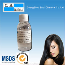 the silicone for hair oil products