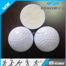 2 piece practice golf ball with logo