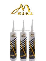 high performance acetic silicone sealant for aquarium sunroof