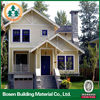 china prefabricated villa on china market construction cheap prefab homes for sale