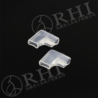 DF250 Plastic pvc wire sleeve/protector boot/cable protective sleeve