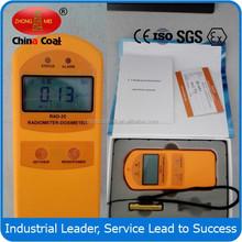 2015 hot sale !!! RAD-35 portable x ray gama radiation dosimeter , radiation meter