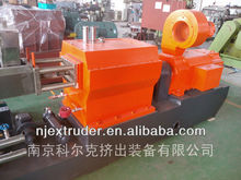Twin screw compounding extruder gear box