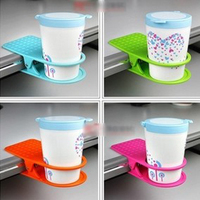 2015 Hot Selling Christmas Gift ABS Plastic Holder Cup Clip,High Quality Cup Clip