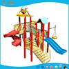 New design water village / kids outdoor playground in water park