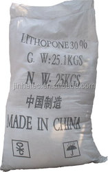 pigment material lithopone for enamel