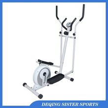 New Magnetic resistance elliptical fitness Cardio workout with 8-level magnetic adjustable resistance