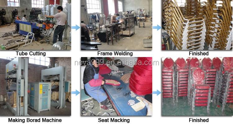 Коммерческие дешевые используется дубай горячие продажи удобные лучших пены stackable банкетные стулья для отеля