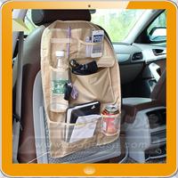Multi Pockets Hanging Car Backseat Storage Organiser