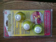 Stylish useful 3 x Fridge Refrigerator Fruit Vegetable Produce Stay Fresh Odour Free Balls