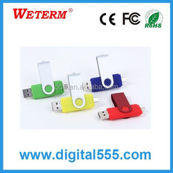 hot selling h2 test usb flash drives with high speed Flash