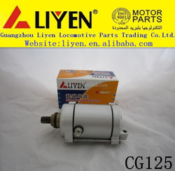 CG125 starter motorcycle motor